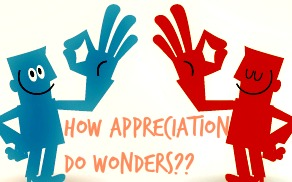 How Appreciation Do Wonders??